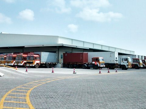 Container Freight Station, CFS